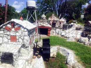 North Carolina's Shangri-La Stone Village --A Sacred Space in Prospect Hill - 1